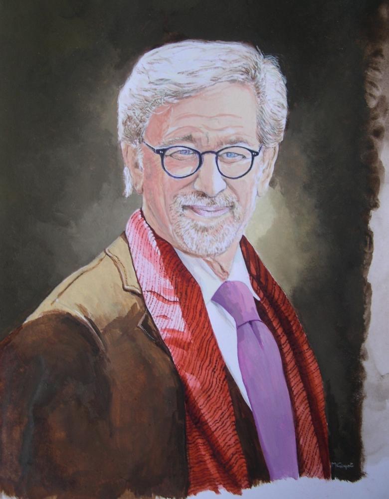 Steven Spielberg por columbo